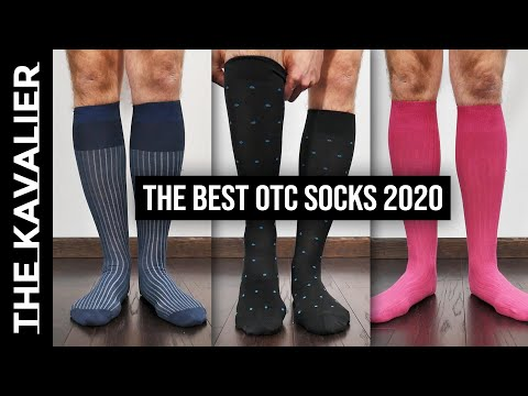 The Best Men's Socks 2020 | Over The Calf Sock Round-Up (OTC Socks)