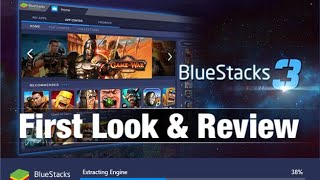 blueStacks 3 - First Look & Review