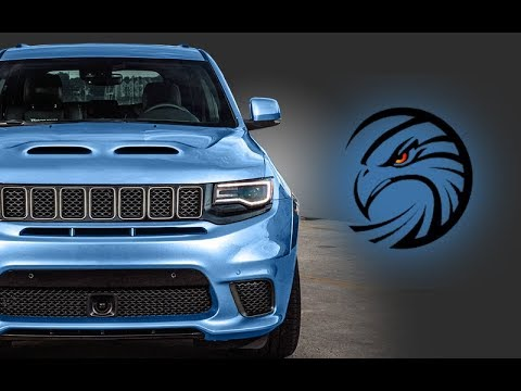 Trackhawk Redeye Jeep Redeye Youtube