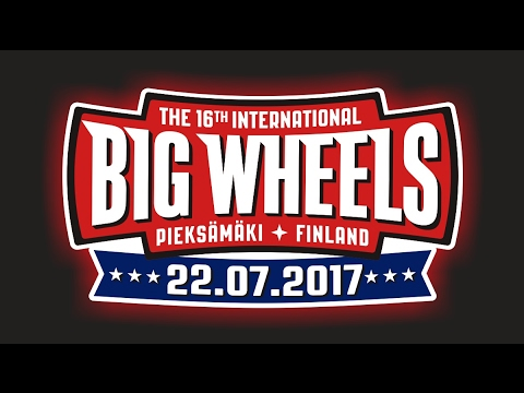 A Message from Big Wheels Events administration of Finland.