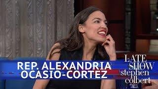 Rep. Ocasio-Cortez Debunks Myths About A 70% Marginal Tax Rep. Alexandria Ocasio-Cortez wants to debunk misleading representations of her proposed 70% marginal tax rate. Subscribe To .The Late Show. Channel ..., From YouTubeVideos
