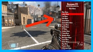 How to Inject a Black Ops 2 GSC Menu (CFW)