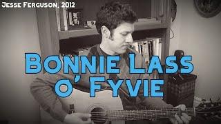 The Bonnie Lass o
