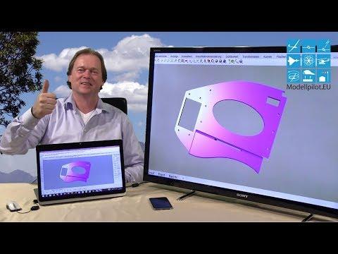 Scale Modellbau mit 3D-Druck - 3D-Druck mit Rhino von McNeel Europe