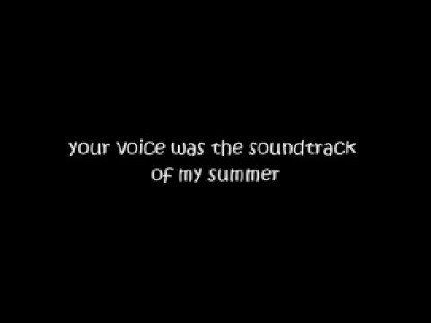 Boys Like Girls - Thunder (Acoustic) [With Lyrics]