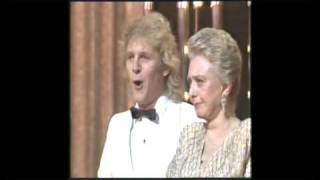 PAUL NICHOLAS AND CELESTE HOLM