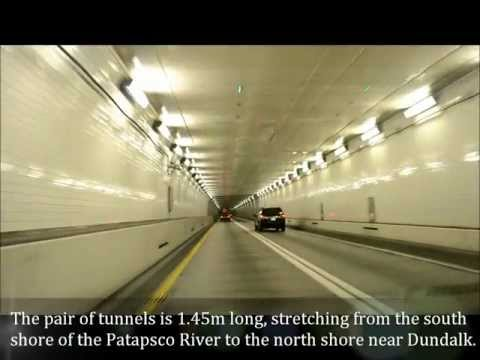The Baltimore Harbor Tunnel, A Modern Marvel