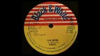 RINGO - The boss (1981 Black & white)