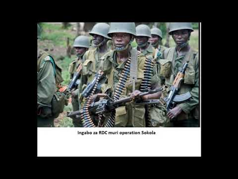 Imirwano ikomeye muri Kivu y'amajyaruguru RDC