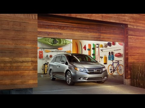 2015 Honda Odyssey Trim Level Overview
