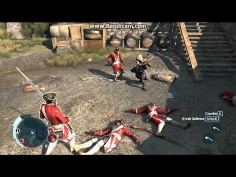 Assassin's Creed 3 (HD)- Part -1