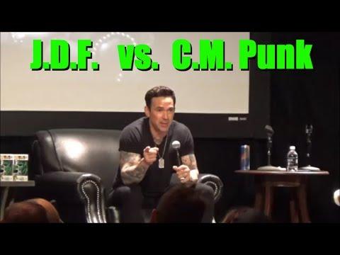 Jason David Frank on fighting CM Punk