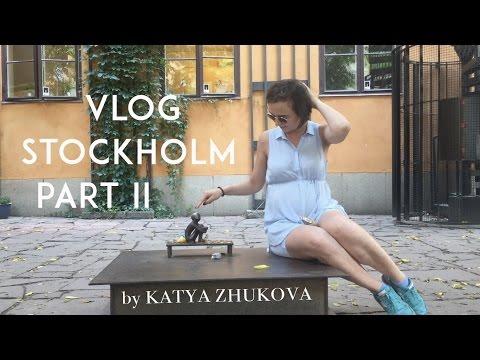Vlog: Stockholm Part II