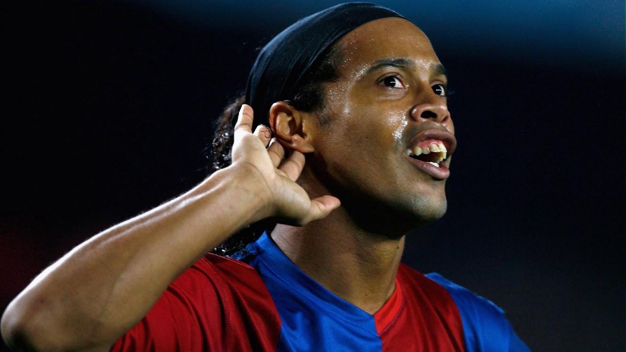 5 momentos que definieron a Ronaldinho como uno de los ms ...