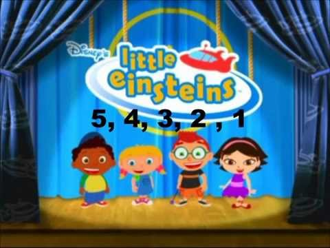 Little Einsteins Theme Song Remix Lyrics