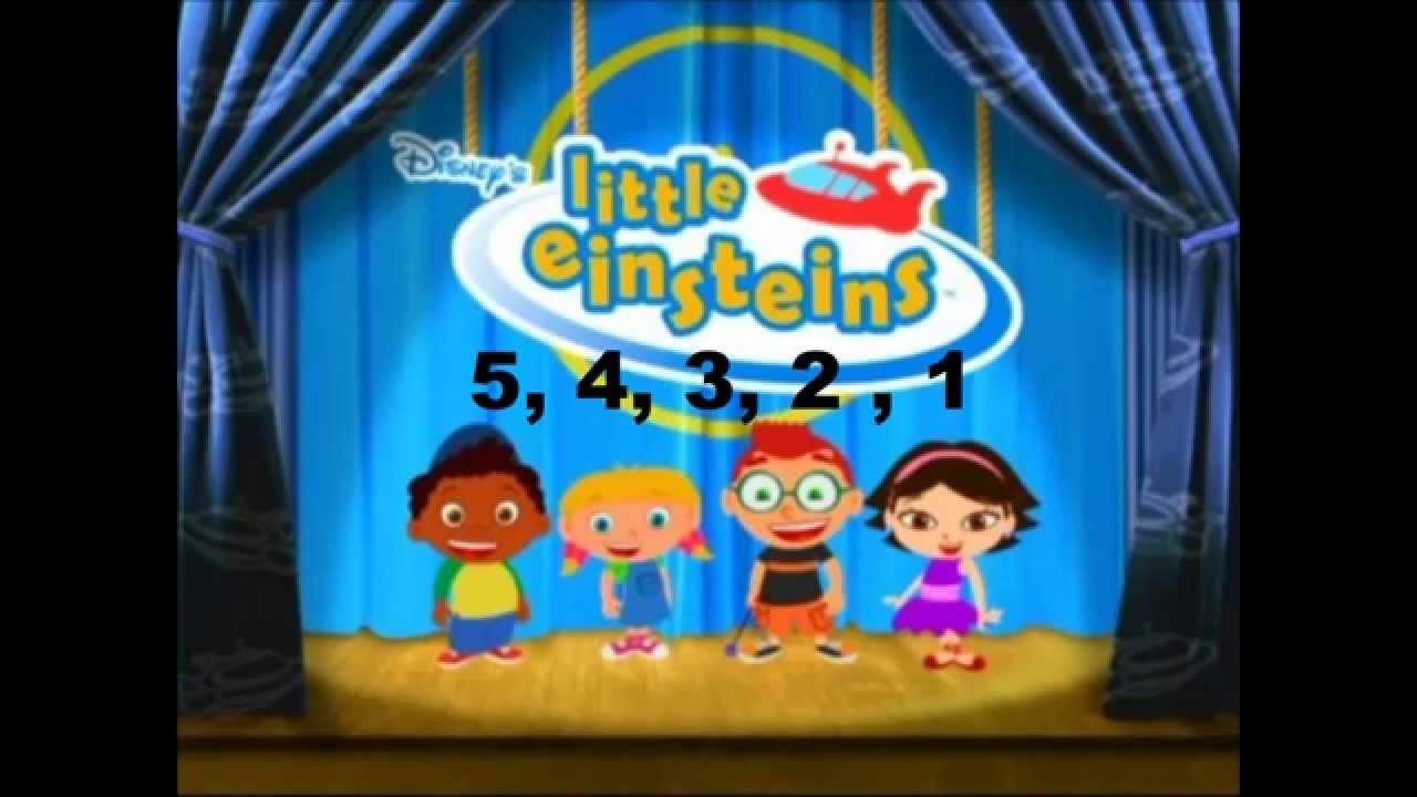 Little Einsteins Theme Song Remix Lyrics Youtube