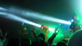 "All That Remains - ""Stand Up"" Live in Milwaukee, WI on 12-5-2015"