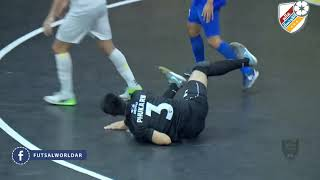 Thailand League - Round 16 - Hongyen Thakam 3x2 Royal Navy