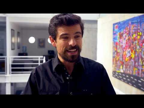 Jorge Luis Moreno esta feliz con su personaje de Victor Casillas