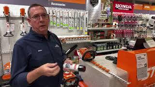 Brisbane Mower Centre - Hedge Trimmer Maintenance