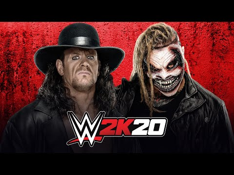 The Undertaker vs. The Fiend Bray Wyatt: WWE 2K20 match simulation