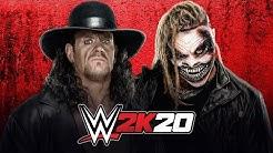 "The Undertaker vs. ""The Fiend"" Bray Wyatt: WWE 2K20 match simulation"