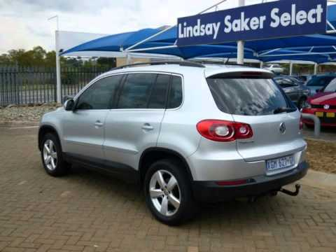 2008 Volkswagen Tiguan 2 0tdi Track Field 4motion Auto For On Trader South Africa