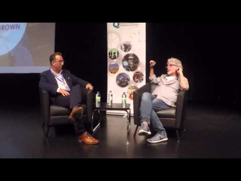 QFTC's conference with producer G. Mac Brown