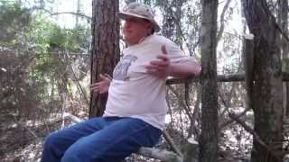 Bushcraft Commode Privy Restroom Cathole Primitive Camping Chair Dump In Woods Eagle Jon