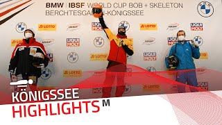 Gassner clinches a second successive gold | IBSF Official