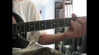 Thương nhau ngày mưa guitar cover điệp khúc GV