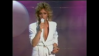 Bonnie Tyler - Total Eclipse Of The Heart (Live Nöjesmaskinen 1983)