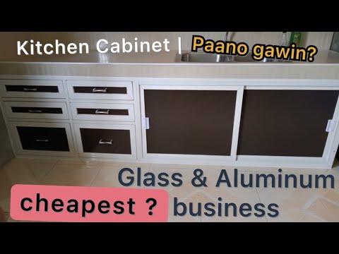 Murang Kitchen Cabinet Glass, Kitchen Cabinet Manufacturer Philippines