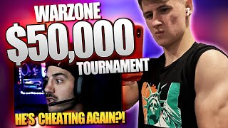 I Dropped TWO 30 KILL GAMES And WON a $50,000 Warzone Tourney!