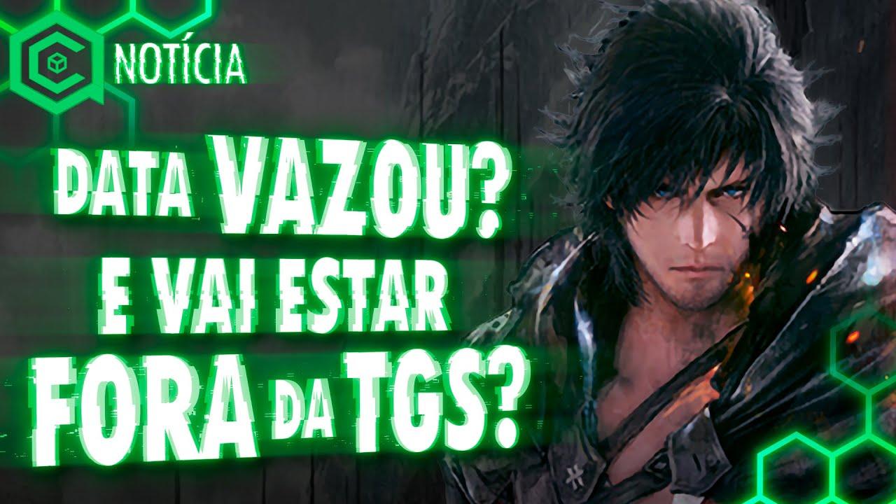 Final Fantasy XVI CONFIRMADO que NÃO estará na TGS? Entenda.