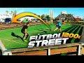 FÚTBOL STREET ¡¡¡TORNEO 1.200€!!! Retos de Fútbol [Crazy Crew]