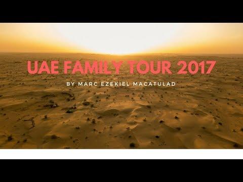 Dubai United Arab Emirates 2017 Tour
