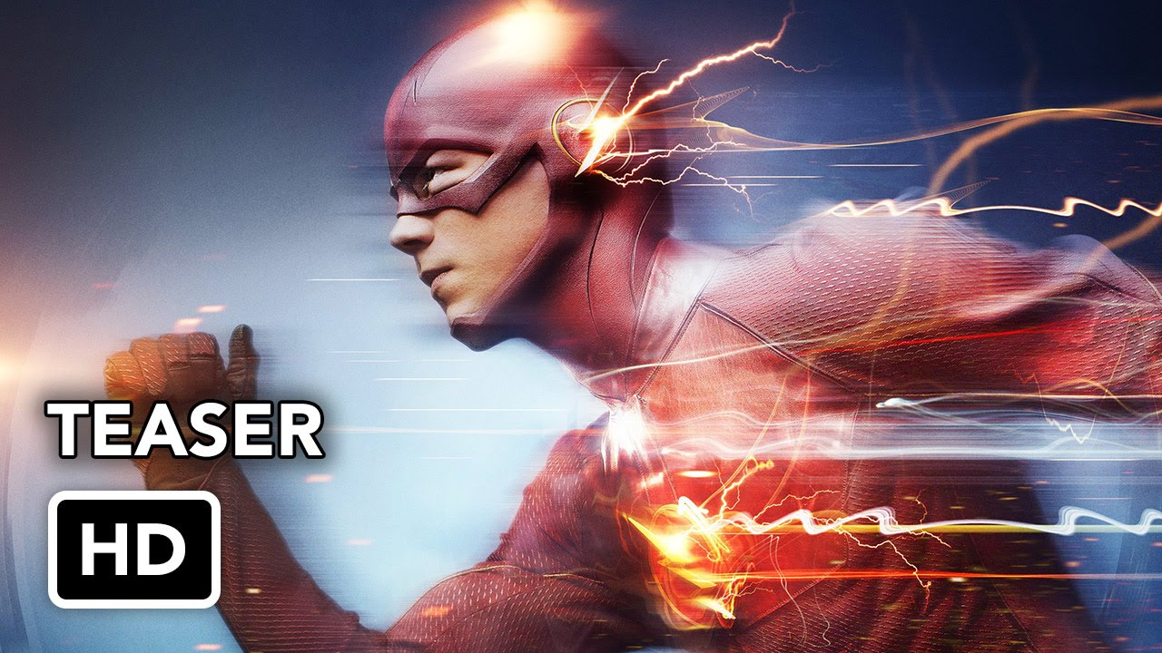The Flash Season  Teaser Hd