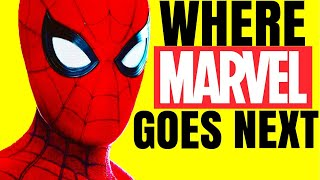 Where to Take Spider-Man After THAT Ending - Spider-Man: Far From Home