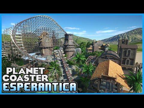 ESPERANTICA! The Lost City! Coaster Spotlight 171 #PlanetCoaster