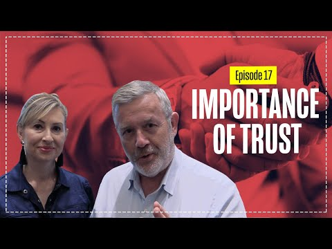 Why is trust important in business? Does Your Team Trust You?