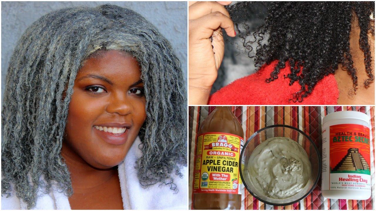Bentonite Clay Mask For Natrual Hair Diy Recipe Demo
