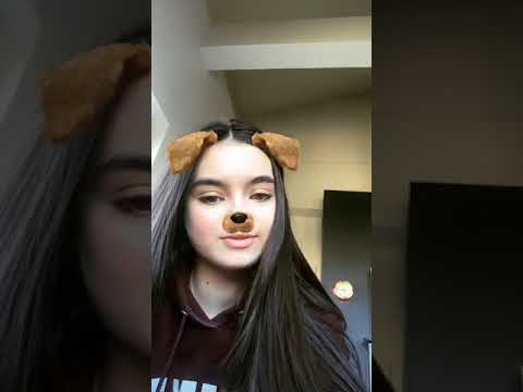 Landry Bender 20171109 Instagram Live Video Replay