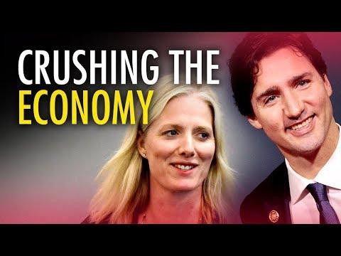 Trudeau's carbon tax costs Canada $10B in GDP   Lorne Gunter