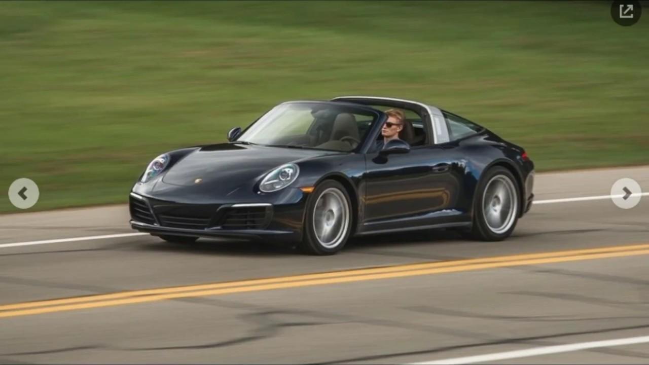 Porsche Targa 4S >> 2018 Porsche 911 Targa 4 PDK Automatic - YouTube