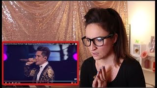 Vocal Coach REACTS to Panic! At The Disco Perform 'High Hopes' (Live Performance)