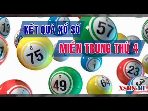 Xo So Truc Tiep Hom Nay - YouTube