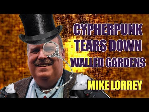 Mike Lorrey Interview: The Cypherpunk Fathers of Bitcoin