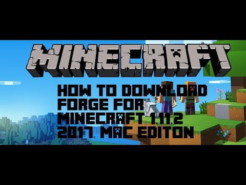Download Minecraft Forge On Mac
