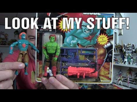 Look At My Stuff! - JoeCon 2015 Haul and Report!